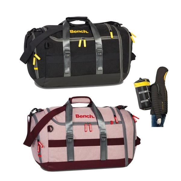 Bench Travel Reisetasche Duffle Multifunction